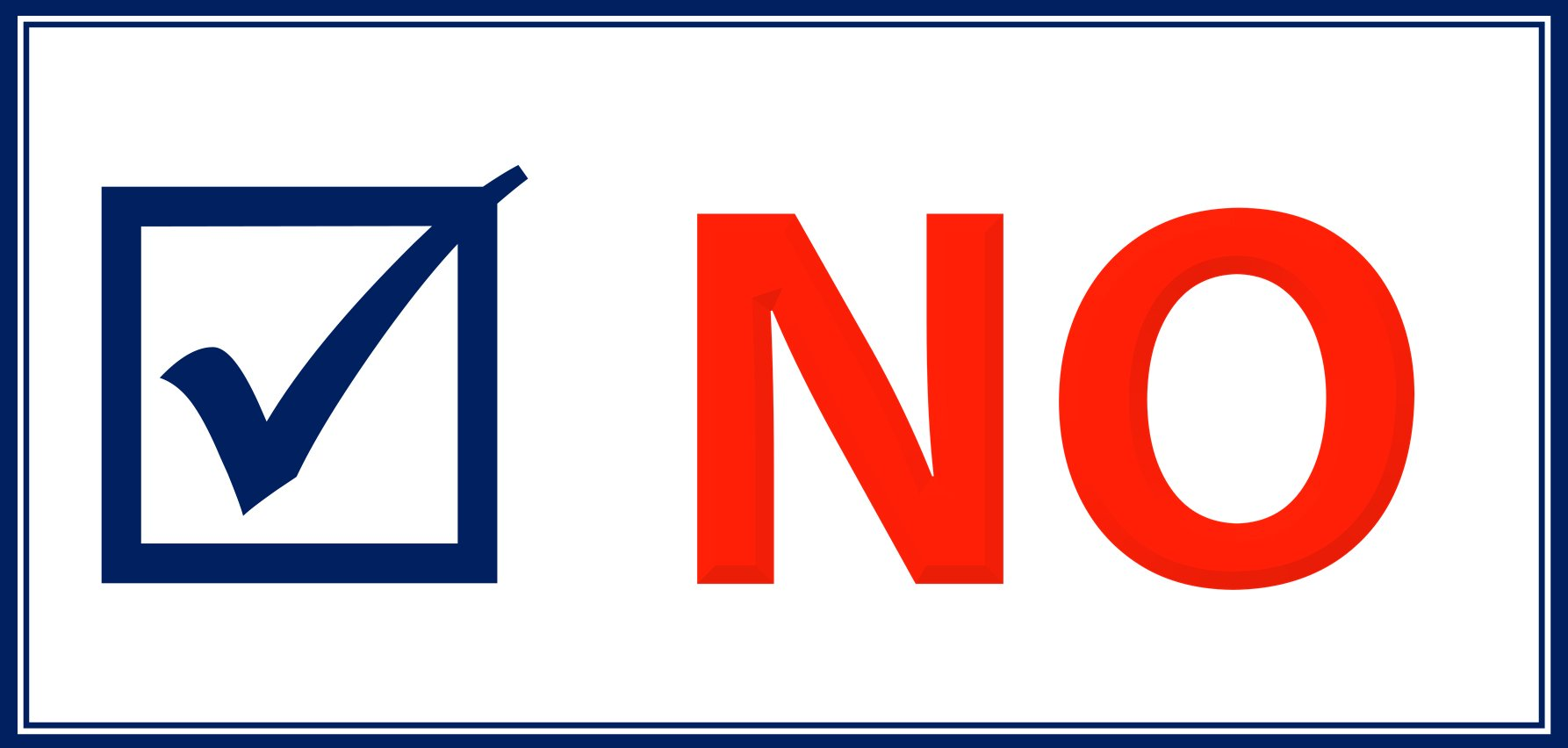 Microsoft Word - Vote NO